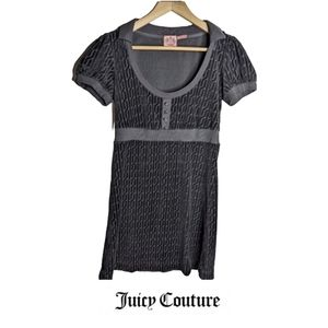 3 for $20 - Juicy Couture | Y2K Velour Dress
